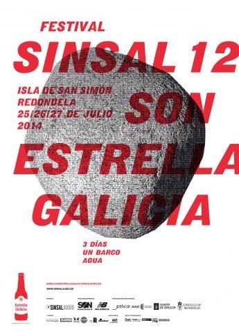 Cartel Festival Sinsal 12