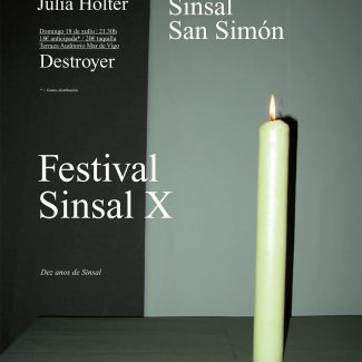 Cartel Festival Sinsal 10