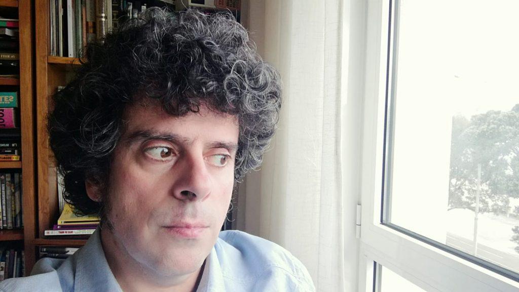 Javier Trigales confinado