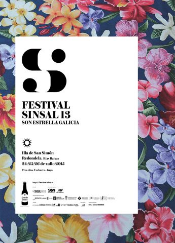 Cartel Festival Sinsal 13