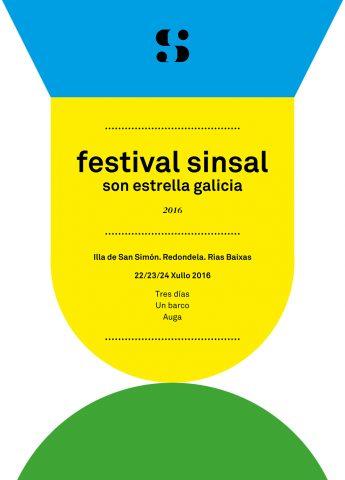 Cartel Festival Sinsal 14